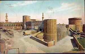 Egypte-cpa-LE-CAIRE-La-citadelle