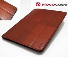 Hoco Leather Crystal Fashion Designer iPad Air 2nd Gen  Folio Case Cover-Brown