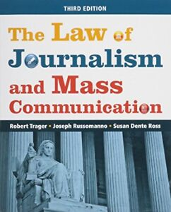 The-Law-of-Journalism-and-Mass-Communication-by-Ross-Russoman-amp-Trager-3rd-Ed