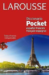 Diccionario pocket Español-Francés. NUEVO. Envío URGENTE (IMOSVER)