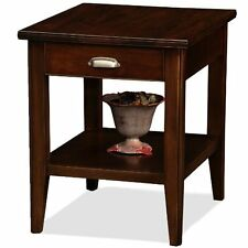 Leick Furniture 10507 Laurent End Table with Drawer