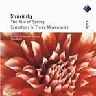 Stravinsky: The Rite of Spring: Symphony in Three Movements (CD, Jun-2001, Teldec (USA))