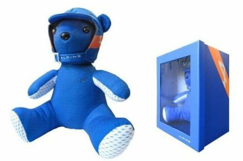 Alpine Teddy Bear, From The Official Alpine Merchandise Collection
