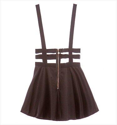 Harajuku Amo Lovely Suspender Skirt Dress Three Colors For Girls Preppy Style