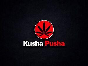 KushaPusha-com-Specialized-Domain-Name-For-Sale-Cannabis-Weed-Pot-Marijuana-Kush