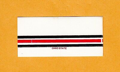 1970/'s WASHINGTON STATE COUGARS SMALL FOOTBALL GUMBALL HELMET DECALS