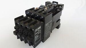 BBC K22E + 4 X CA8 Protection 230 V