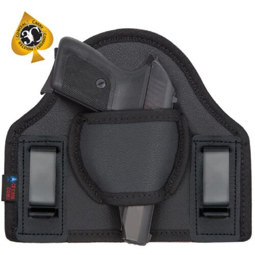 TAURUS 738 TCP COMPACT 3C FIT-ALL CONCEAL CARRY COMFORT BY ACE CASE USA MADE