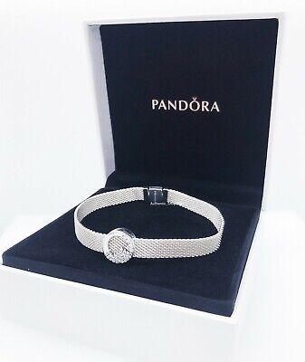 NEW Authentic PANDORA Reflexions Sparkling Icicles Charm + Bracelet Gift  Set | eBay