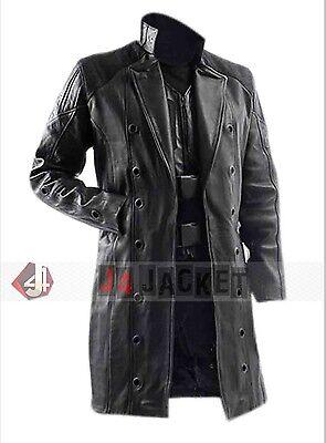 Adam Jensen Deus Ex Human Revolution Game Trench Coat