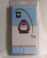 Doodlecharms Cricut Cartridge - Brand & Sealed Provo Craft Free Shipping