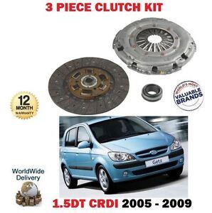 getz replace clutch kit