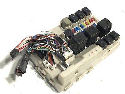 fuse box in infiniti g35 2007 2008 infiniti g35 interior fuse box body control module unit  2007 2008 infiniti g35 interior fuse