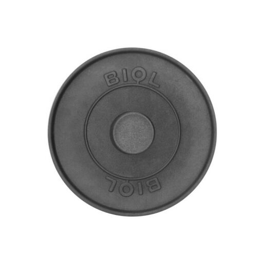 Cast-Iron Round Steak-Press BBQ 1.9 kg 21.5 cm 8.27 Inch Biol
