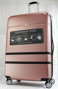 London Fog Southbury 2 0 29 Hardside Spinner Suitcase Rose Pink 44142092776 Ebay