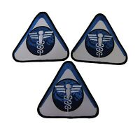Firefly Television Show Medical Alliance Symbol Embroidered Patch Set Of 3