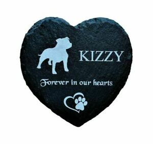 Personalised-Pet-Memorial-Grave-Marker-Plaque-Staffordshire-Bull-Terrier-STAFFY