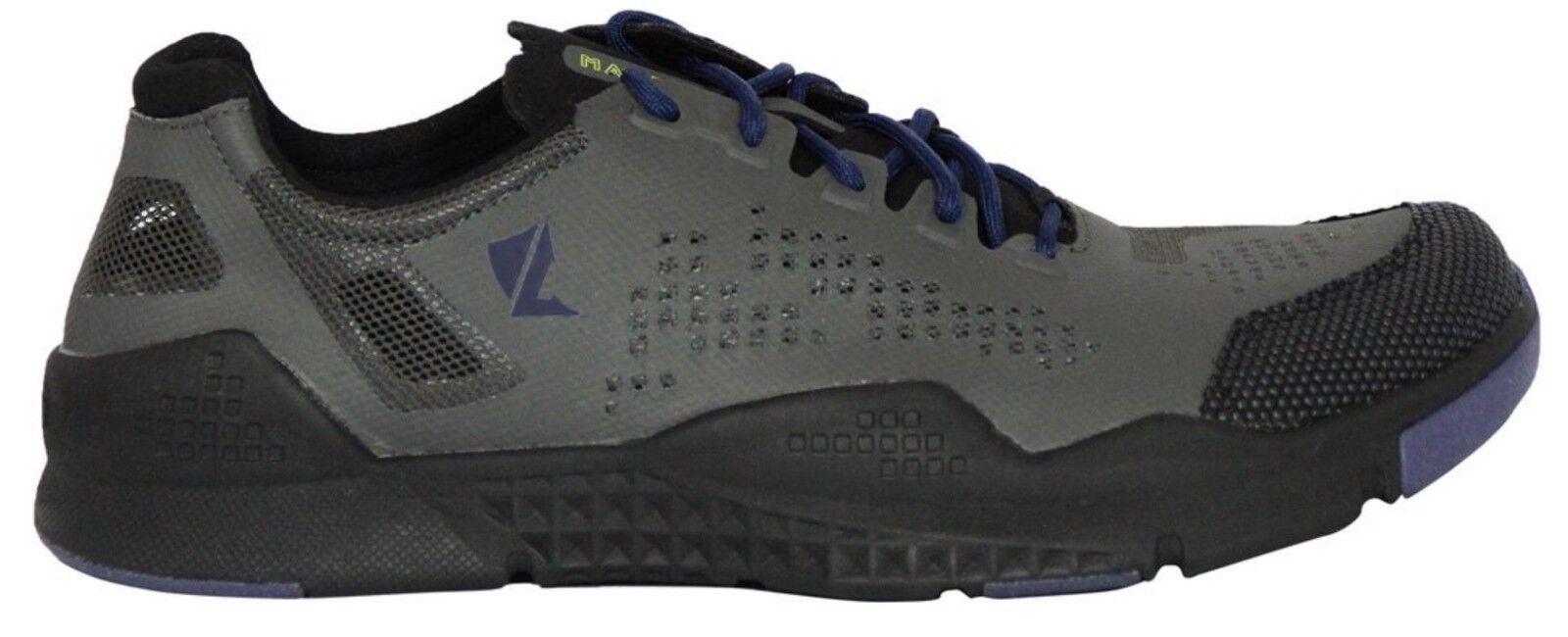 Lalo 1BU102 MBK para hombre Grinder Maximus Negro BUD S zapatos atléticos de entrenamiento de agilidad