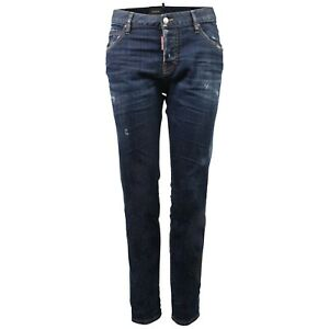 Girl da 38 D2 D Jeans 32 Denim Blau Dsquared It Gr 70945 donna Cool RqAxnFwt