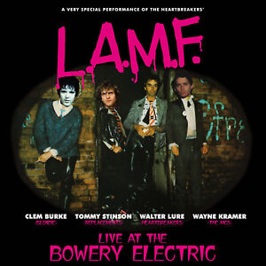 LURE-BURKE-STINSON-amp-KRAMER-039-L-A-M-F-Live-at-the-Bowery-Electric-039-CD-Thunders