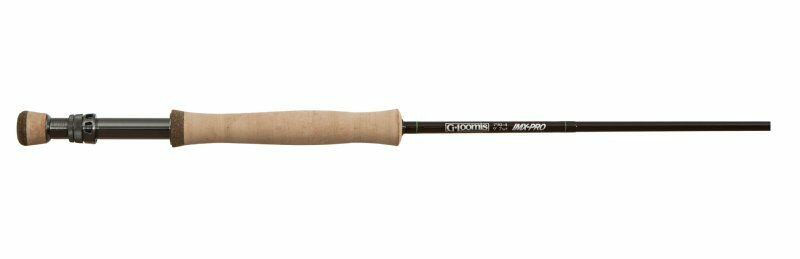 NEW G. LOOMIS IMX PRO 5100-4 G 10' WEIGHT 4 PC. FLY ROD GREEN FREE  LINE
