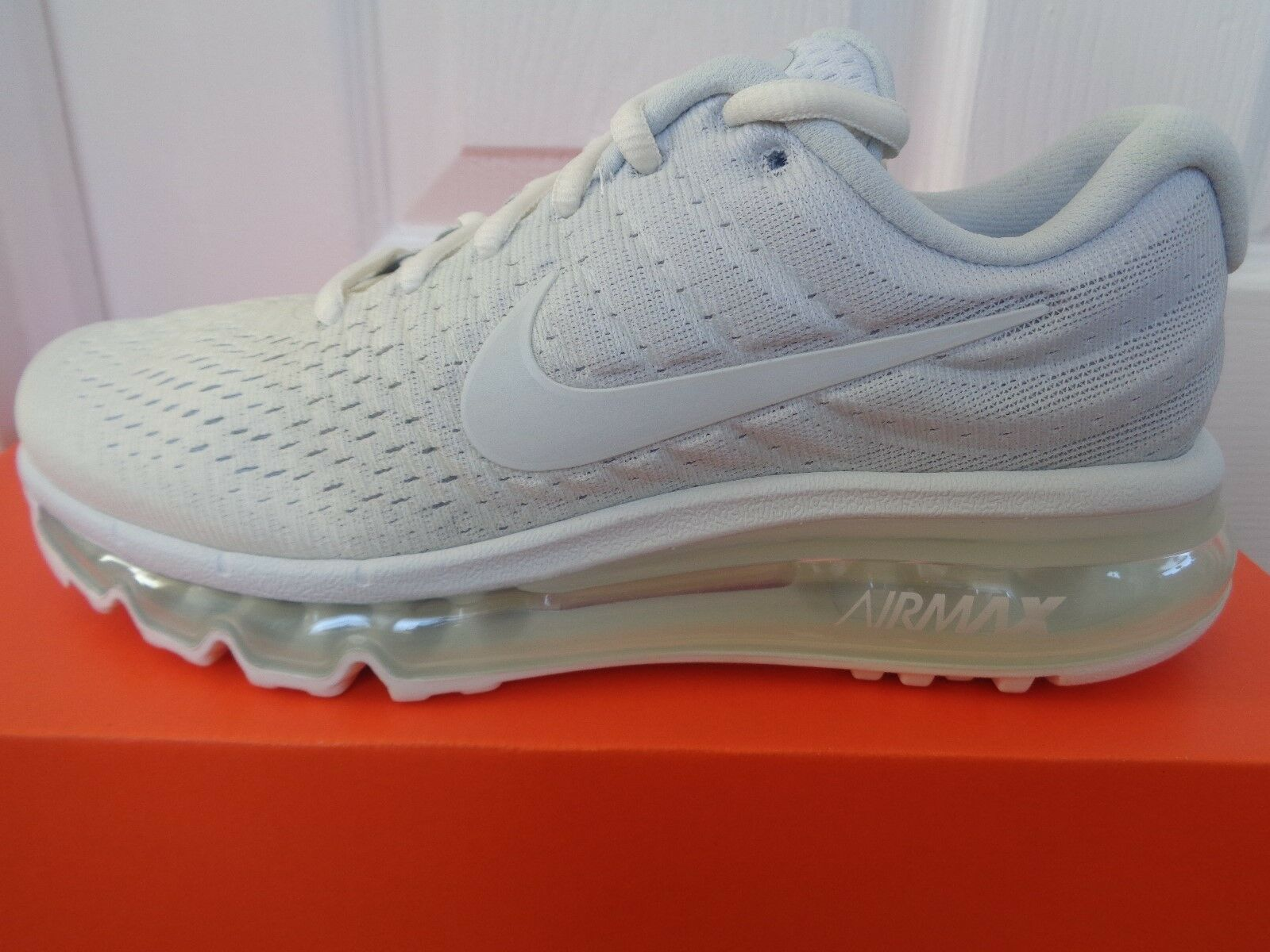 Nike Air max 2017 wmns trainers sneakers 849560 005 uk 5 eu 38.5 us 7.5 NEW+BOX