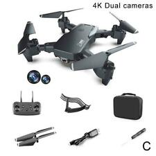 Drone 4K Hd Wide Angle Camera 1080P Wifi Fpv Drone Camera Dual Quadcopter E3X5