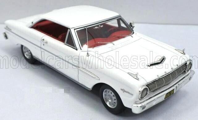 mejor calidad Maravilloso Maravilloso Maravilloso MODELCoche Ford Falcon Sprint 1963-blancoo - 1 43 - lim.ed.700  punto de venta en línea