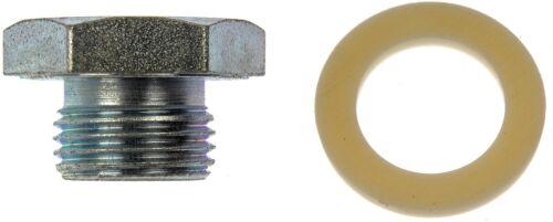 Oil Drain Plug   Dorman//AutoGrade   090-006