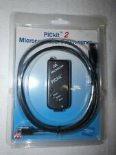 Pickit3 Microchip Programmer With Usb Cable Wires Pic Kit 3