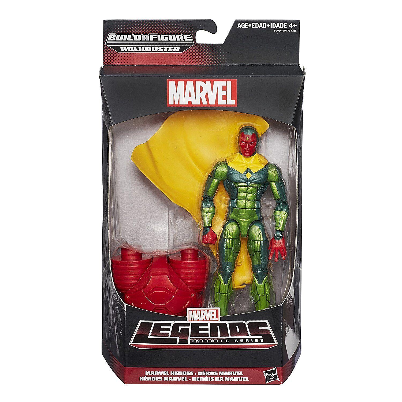 Marvel Leggende Infinita Serie Marvel'S  HEROES Marvel's Vision 15cm cifra  prodotti creativi