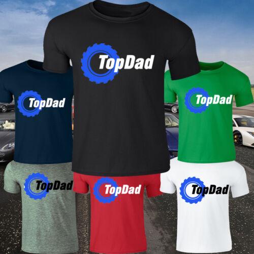 TOP DAD FATHERS DAY T shirt  DADDY GRANDAD BIRTHDAY  GEAR BARGAIN NEW SUMMER