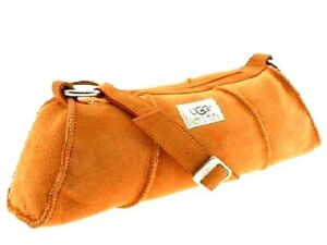 Soft Handbag Rip New Ugg Australia 100Authentic Classic Orange 7gvI6byYf