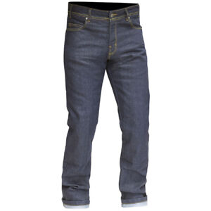 MERLIN-BRIXTON-SELVEDGE-BLUE-MOTORCYCLE-JEANS-WAIST-SIZE-30