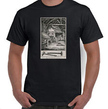Blacksmith Forge, Tools & Utensils, T-Shirt, All Sizes & Styles, NWT