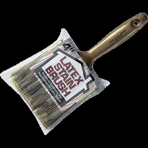 4  ECONOMY STAINER BRUSH- Wooster- 24Brushes  158.00