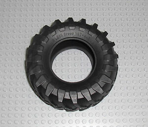 LEGO Technic - 1x Reifen 107 x 44R Tractor - Tire Rad Wheel Claas 23798 42054