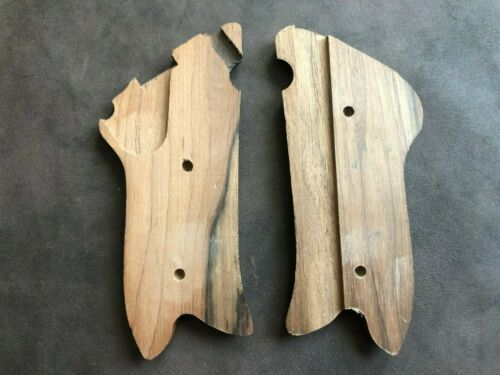 Luger P 08 Walnut Wood Grips set hand made ww