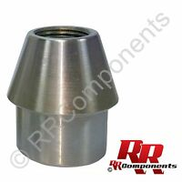 Lh 5/8-18 Thread Tube Adapter Fits 1-3/8 Od Tube W /.120 Wall Or 1-1/8 Id Hole