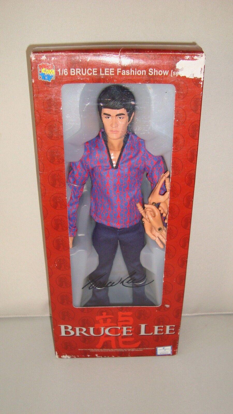 Raro Raro Raro Figura Maniquí Bruce Lee 1sur6 Moda Show Serie 4 Medicom Toy 26cm de138c