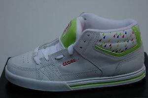Globe Focus Neuf Femme Baskets Hi 5 Tennis Mid Mace Montantes 42 Chaussures Uk7 q8qUgWwr