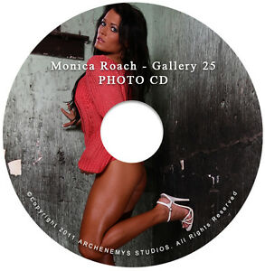 Monica-Roach-Photo-CD-Thong-Fashion-Sexy-Model-5-5-High-Heels-ArchEnemys-25