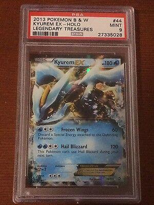 Kyurem-EX Legendary Treasures Pokemon Ultra Rare NM B/&W 44//113