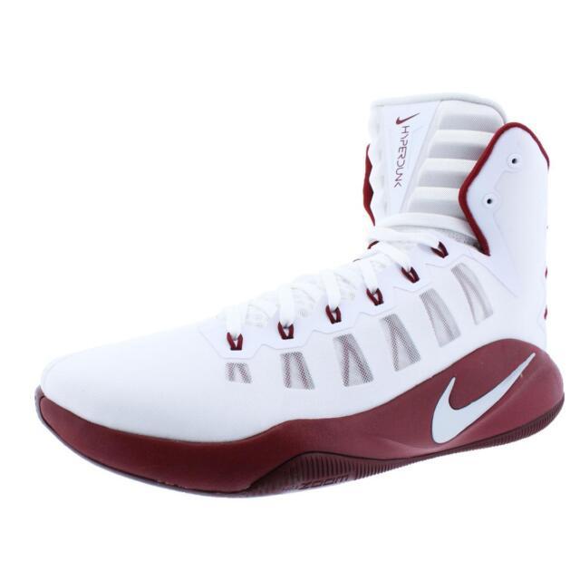 9042a24f3ac8 Nike Mens Hyperdunk 2016 TB Promo Red Basketball Shoes 18 Medium (D) BHFO  9156