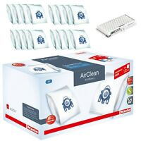 Miele Vacuum Performance Pack - 16 Gn Bags + 1 Sf-ha 30 Hepa Filter Free Ship
