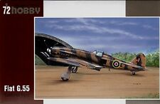 Special Hobby 1/72 Fiat G.55 Captured Fiats # 72190