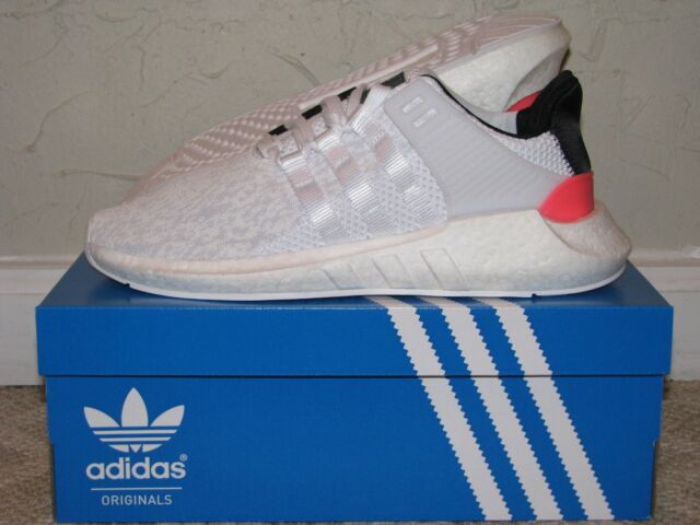 Adidas EQT Support 91 17 Boost White Pink BA7473