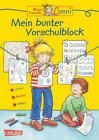 Conni Gelbe Reihe: Mein bunter Vorschulblock von Hanna Sörensen (2016, Taschenbuch)