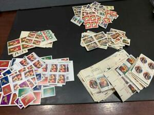 US Postage: $223.81 FV, All Christmas See Description for Content