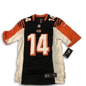 bb5b55c21 NWT New  14 Andy Dalton Cincinnati Bengals Nike Small Game Football ...